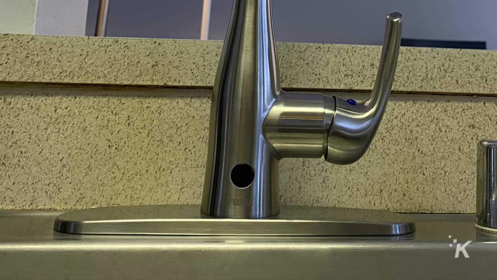 biobidet flow faucet sensor