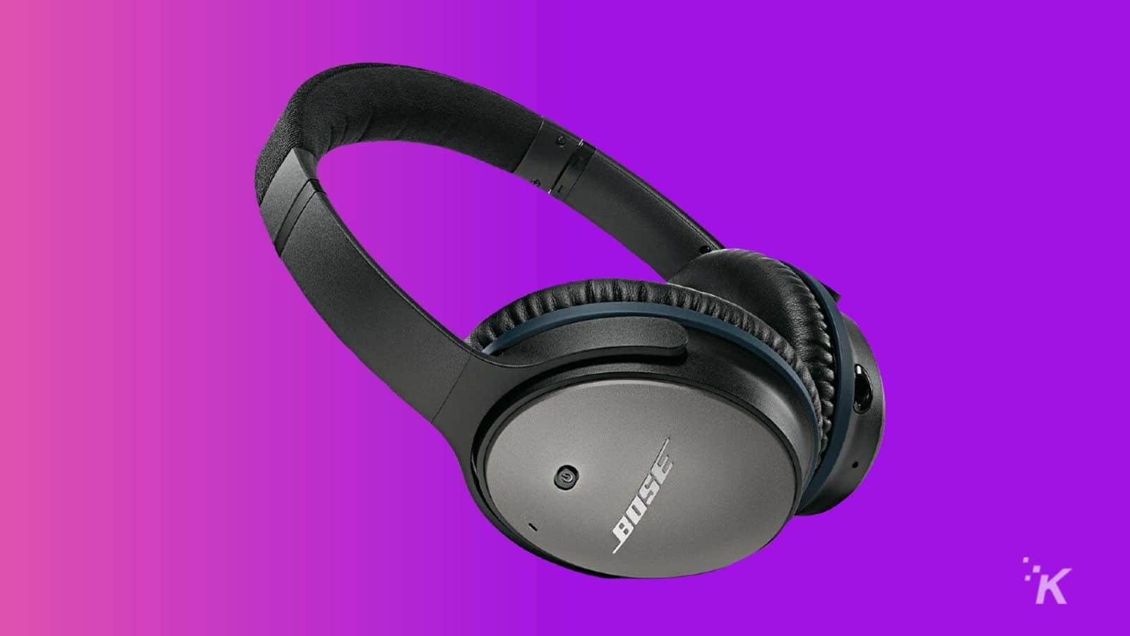 bose anc headphones