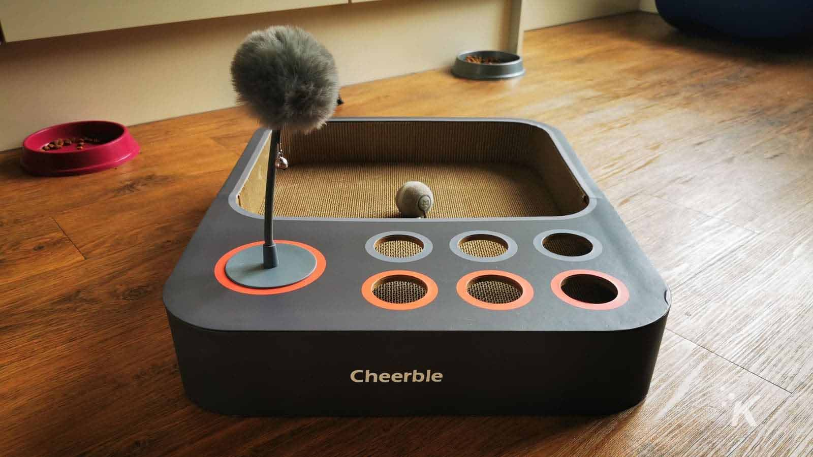 cheerble cat game