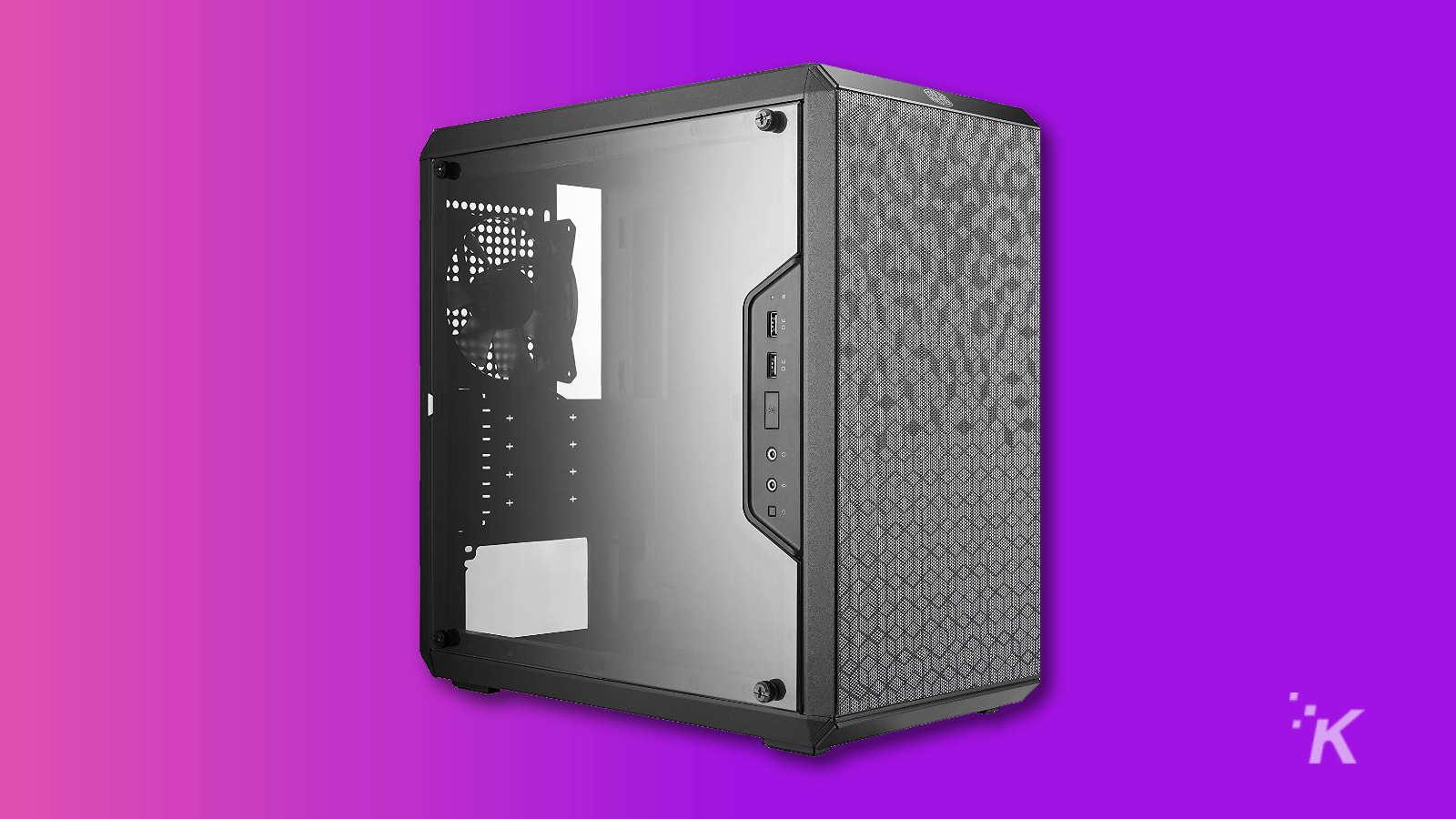 coolermaster masterbox q300l pc case