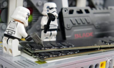 ddr4 ram in pieces