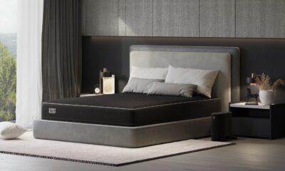 eight sleep pod in bedroom