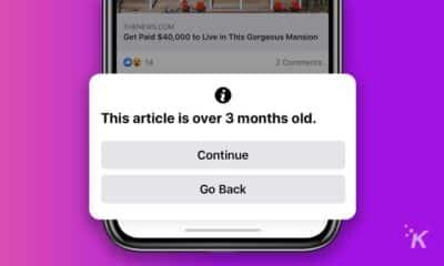 facebook article age alert
