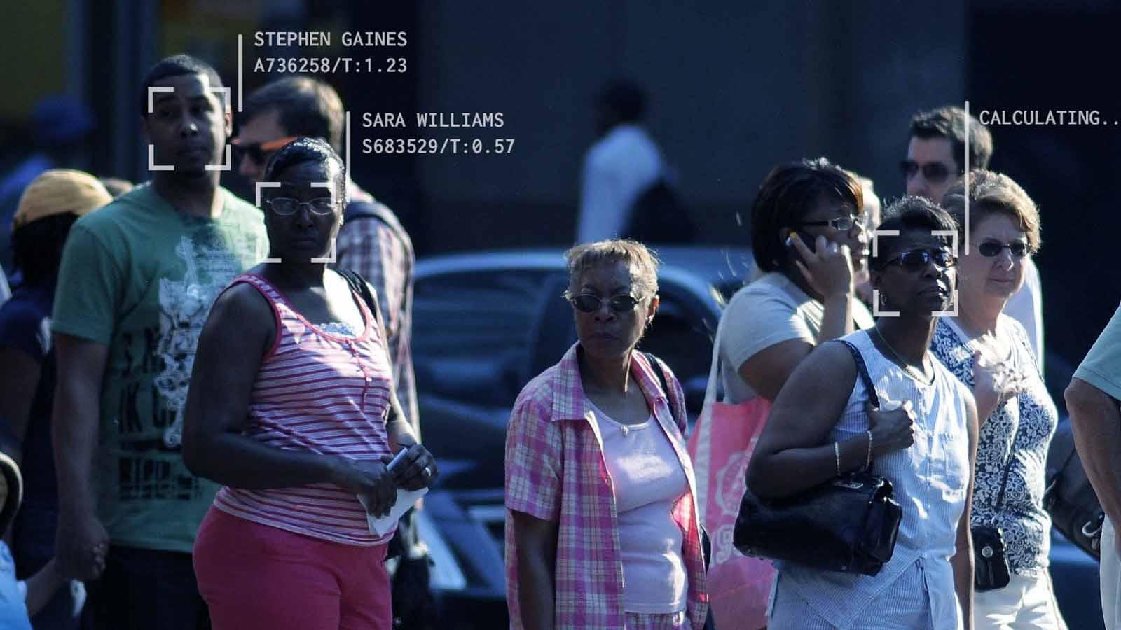 facial recognition racial bias with amazon rekognition