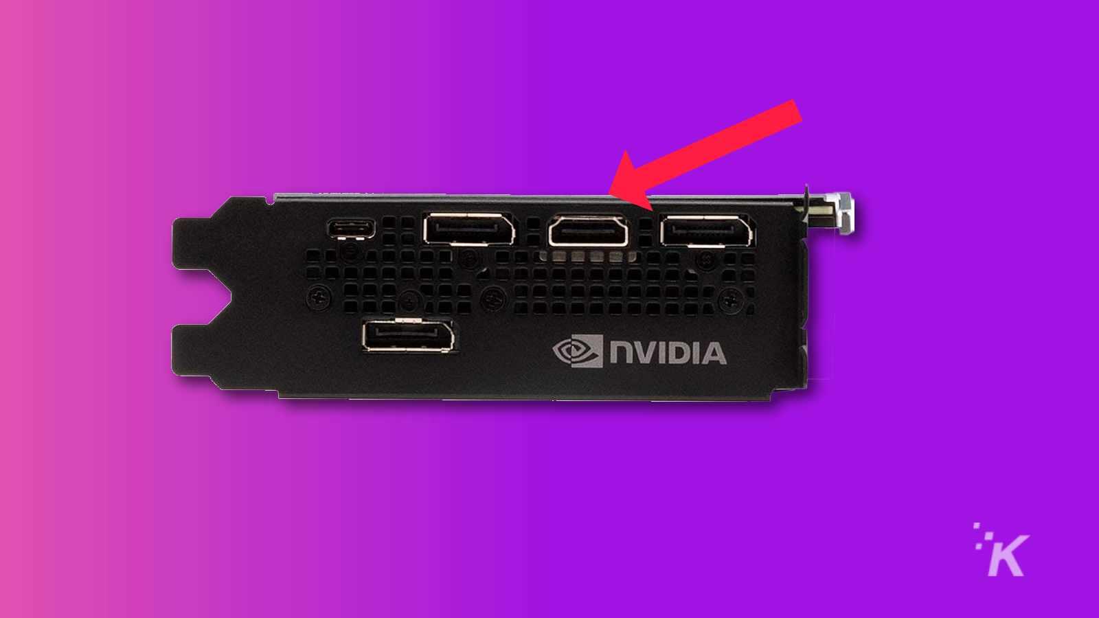 graphics card ports