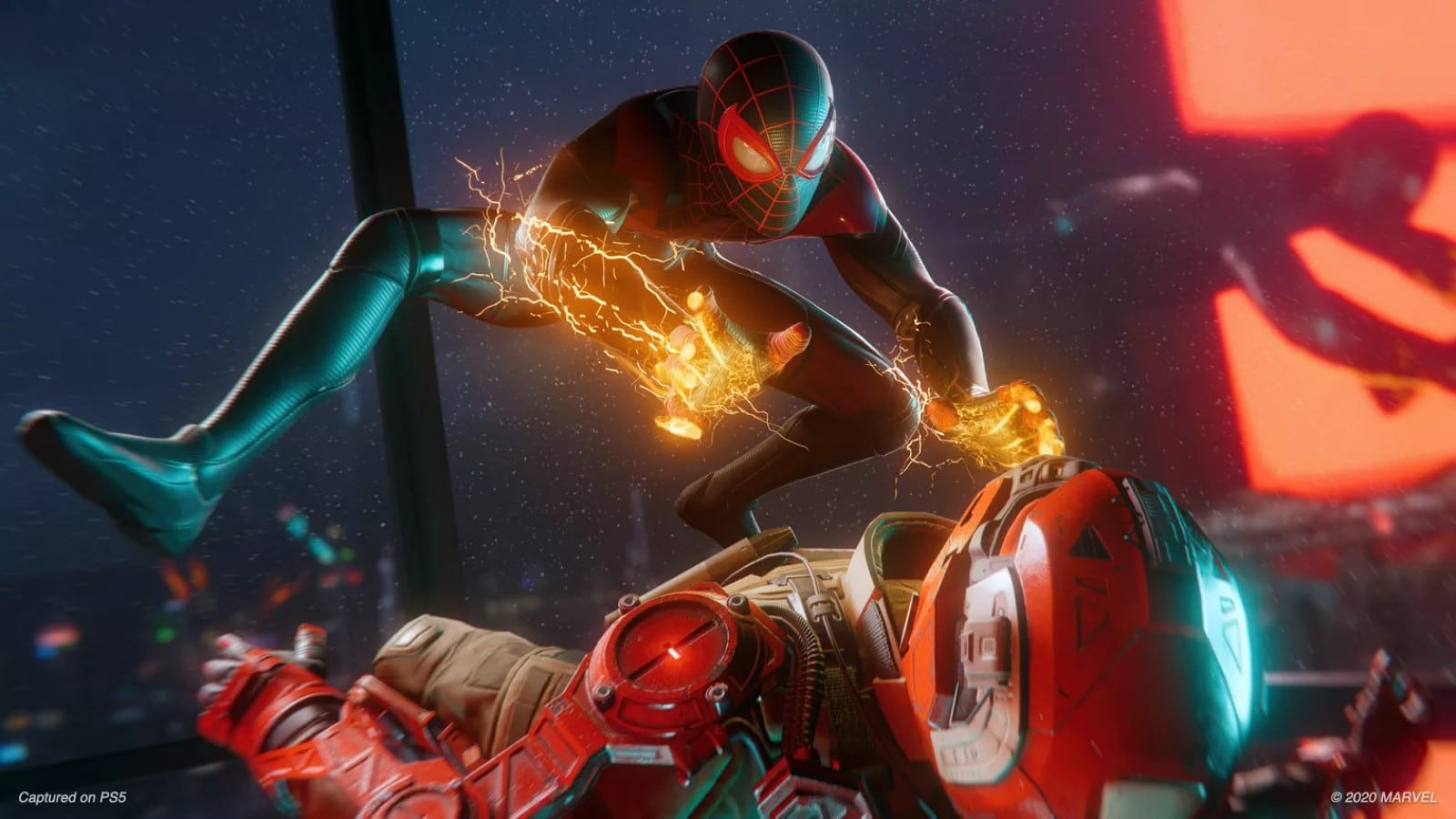 miles morales in spiderman