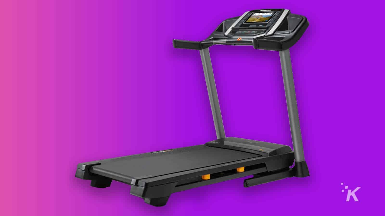 nordictrack t series fitness treadmill