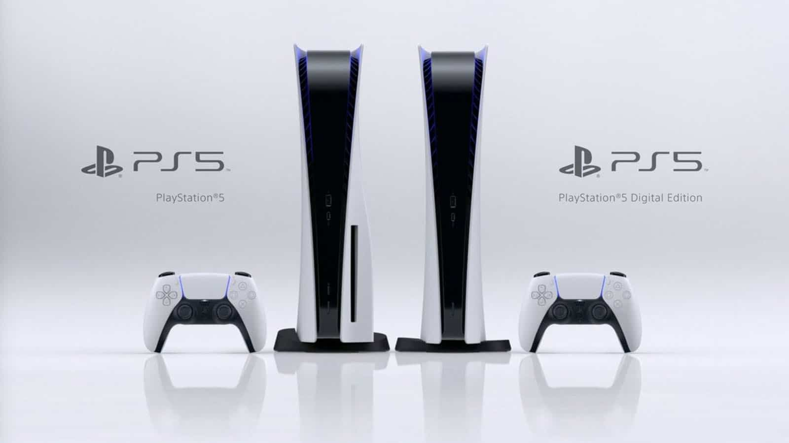 sony playstation 5 versions