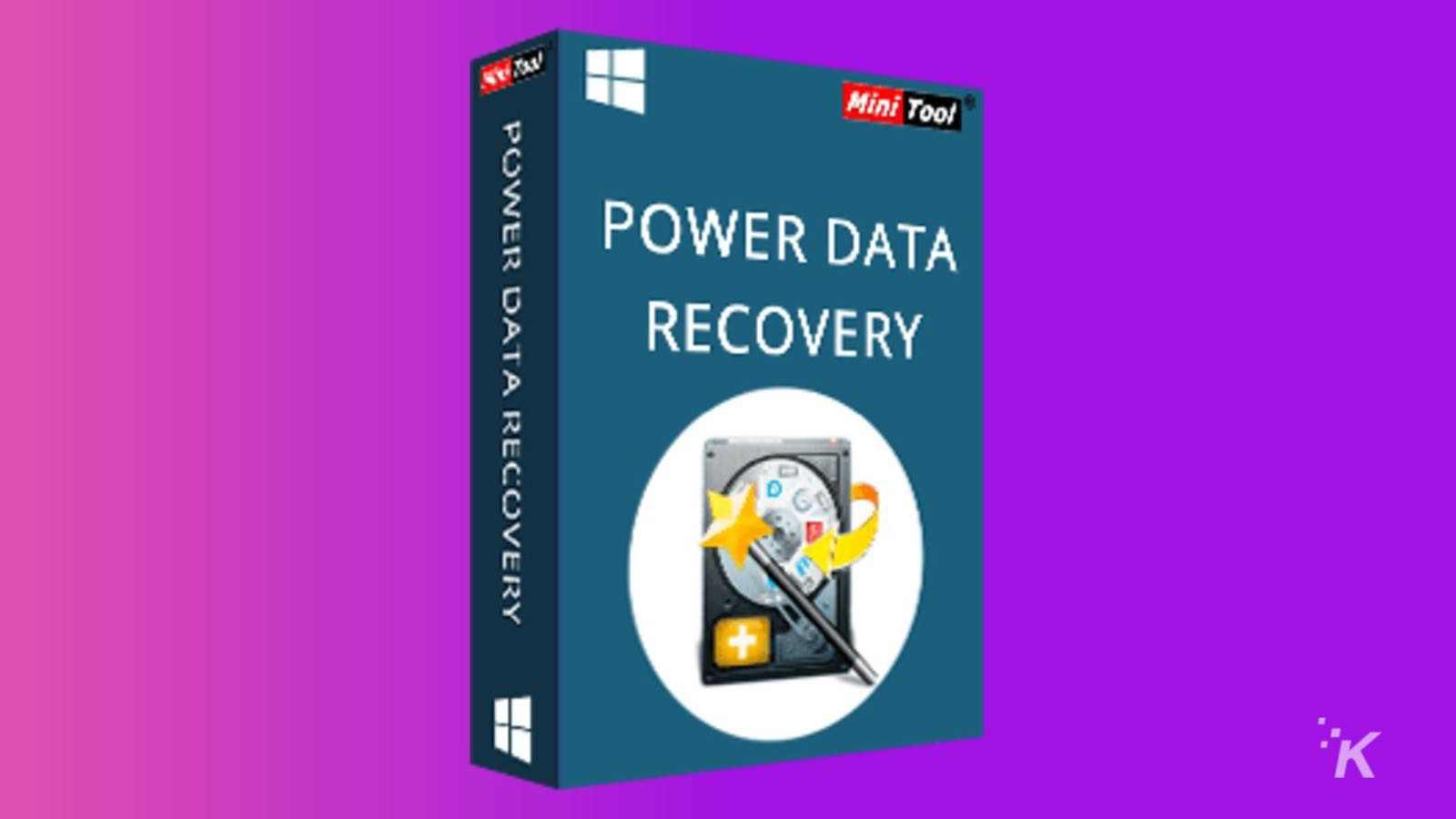 power data recovery mini tool