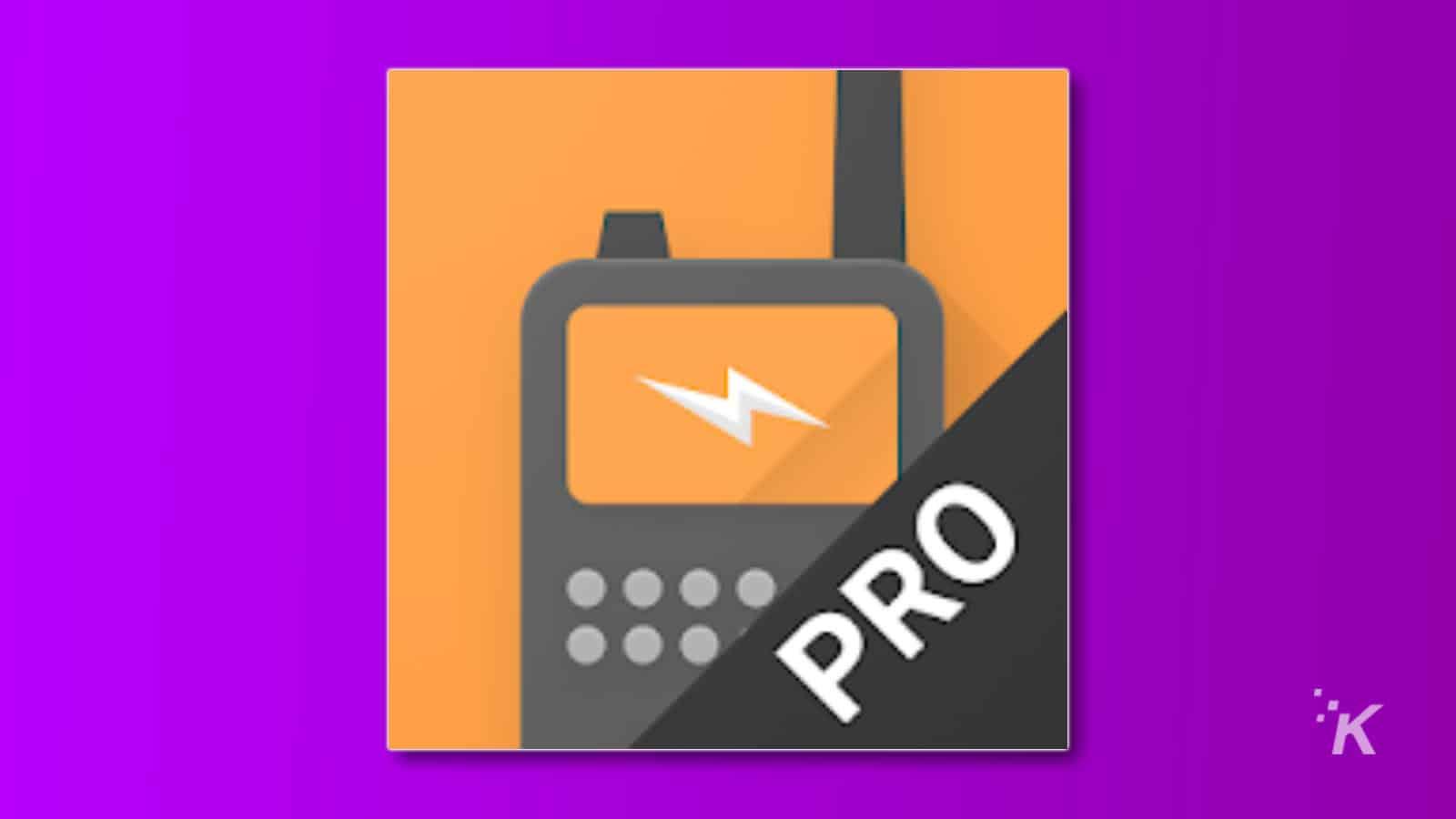 scanner radio pro app icon