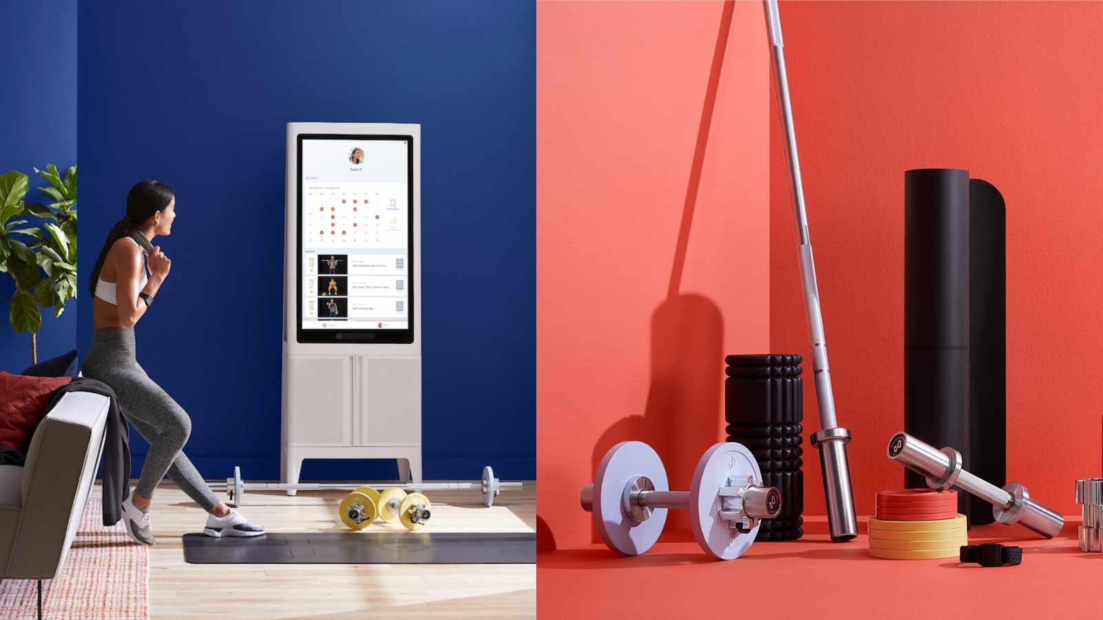 tempo studio fitness equipment