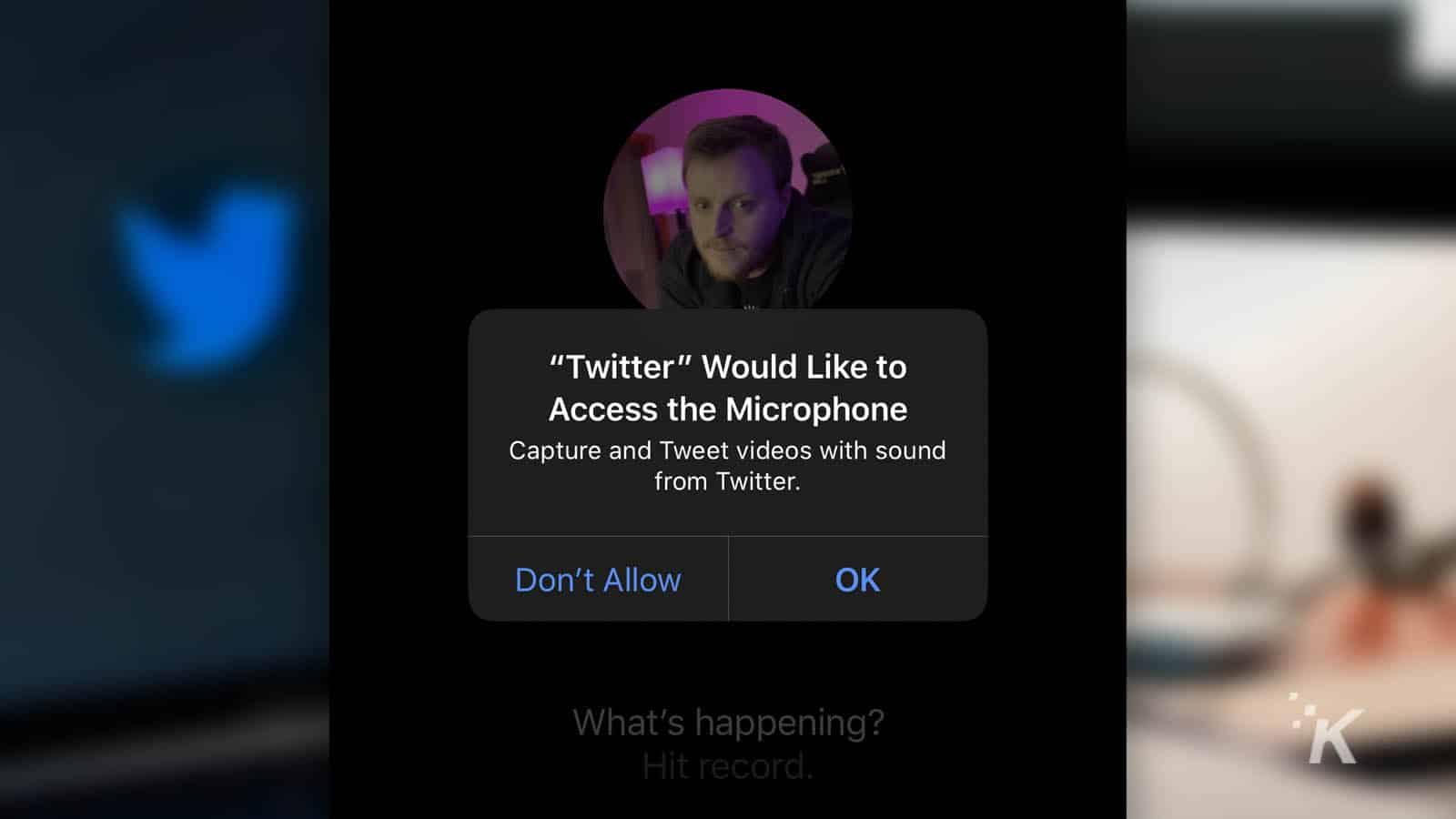twitter audio tweets how to