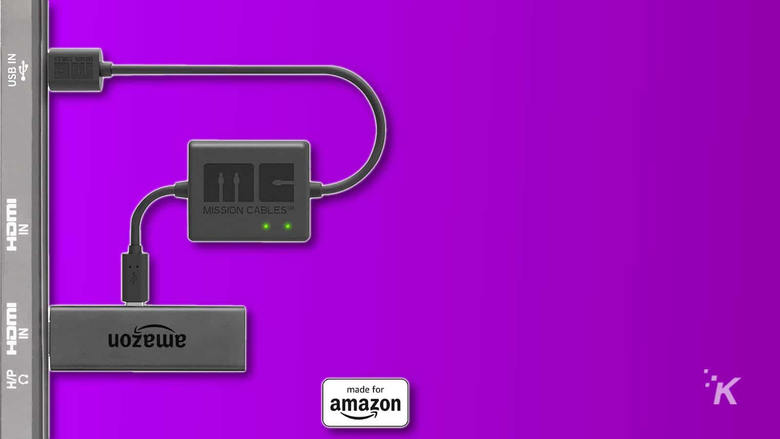power gadget for fire tv