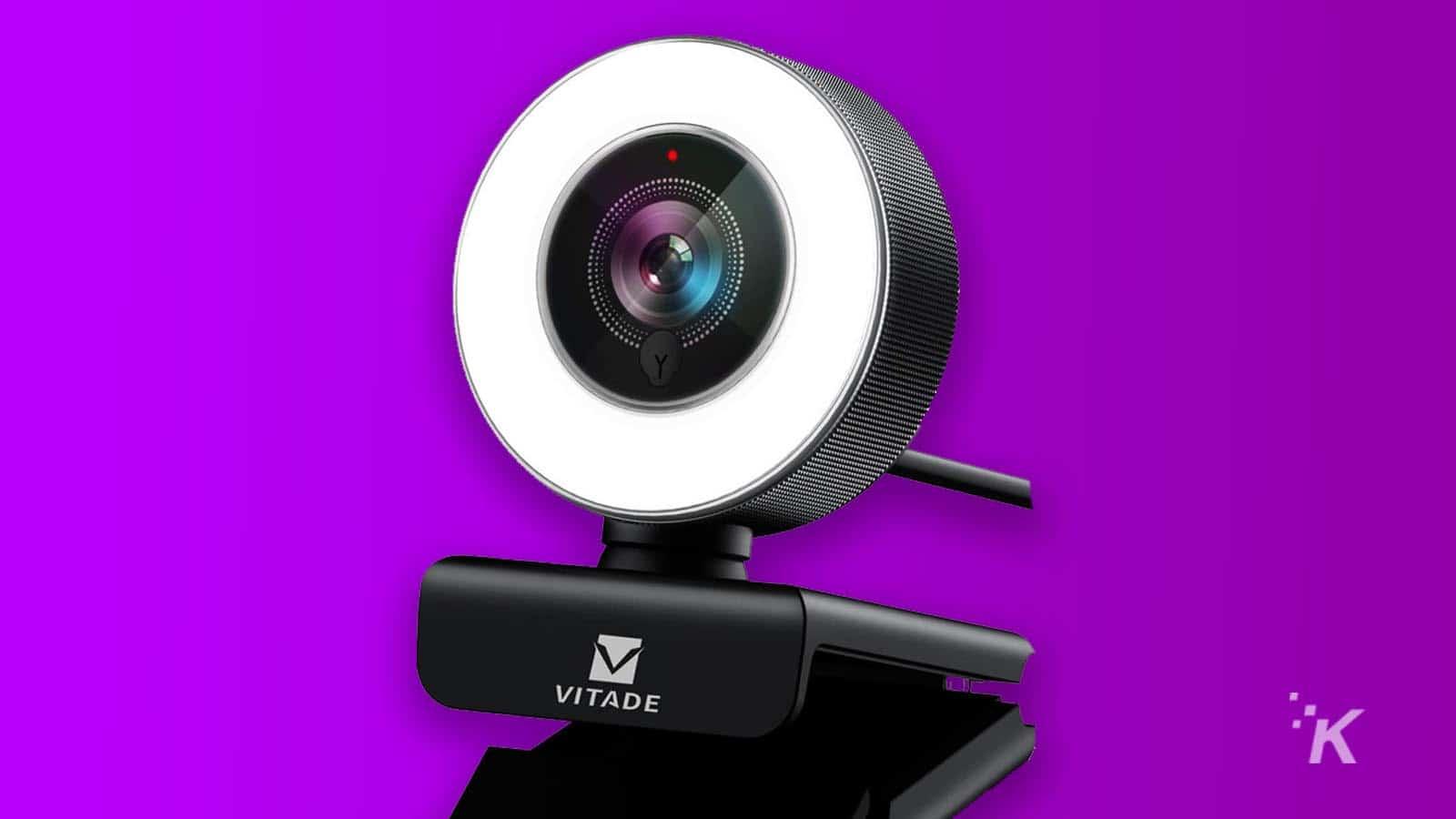 vitade pc webcam
