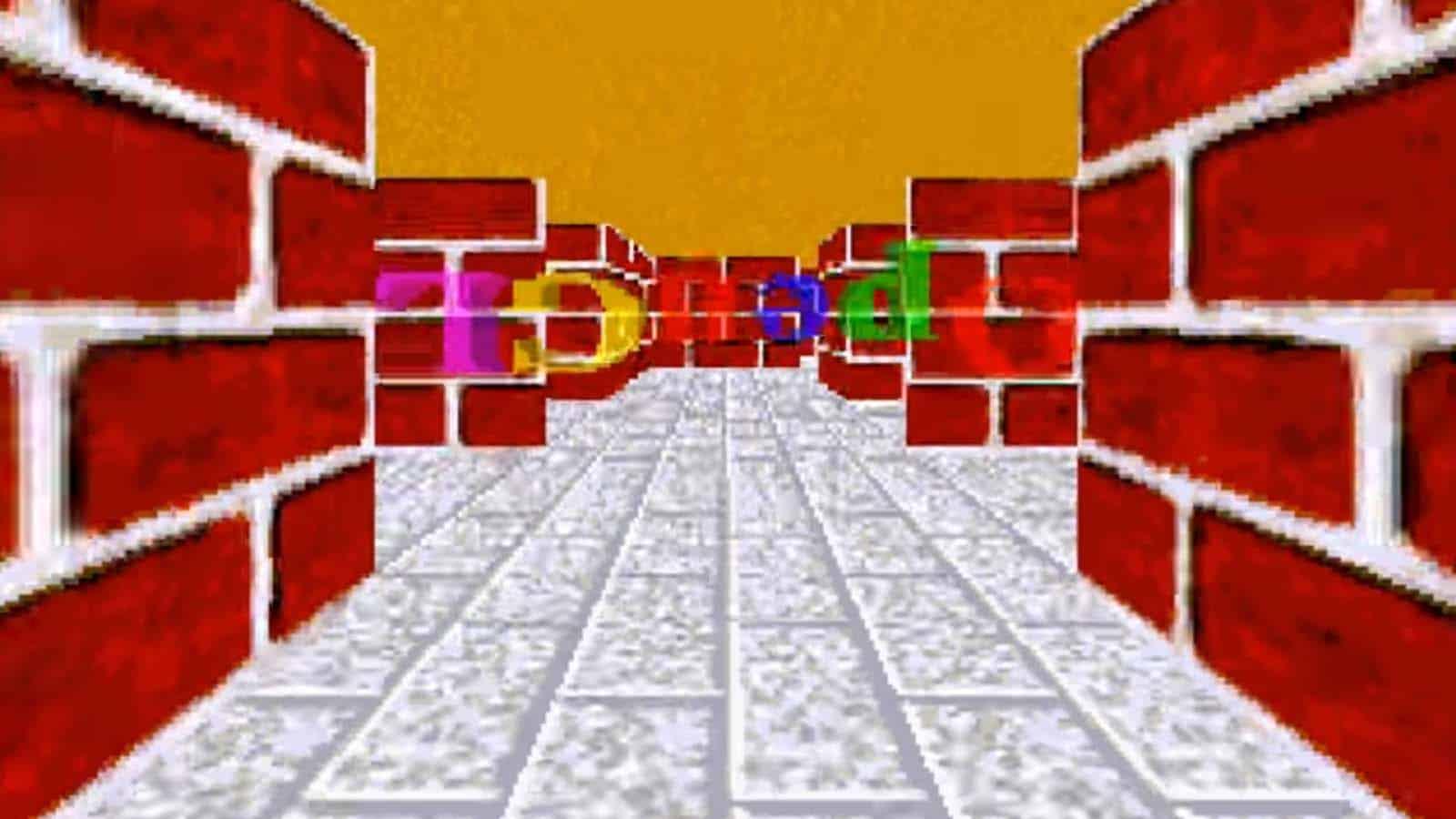 windows 96 screensaver