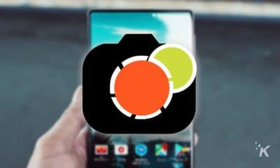 access dot android app