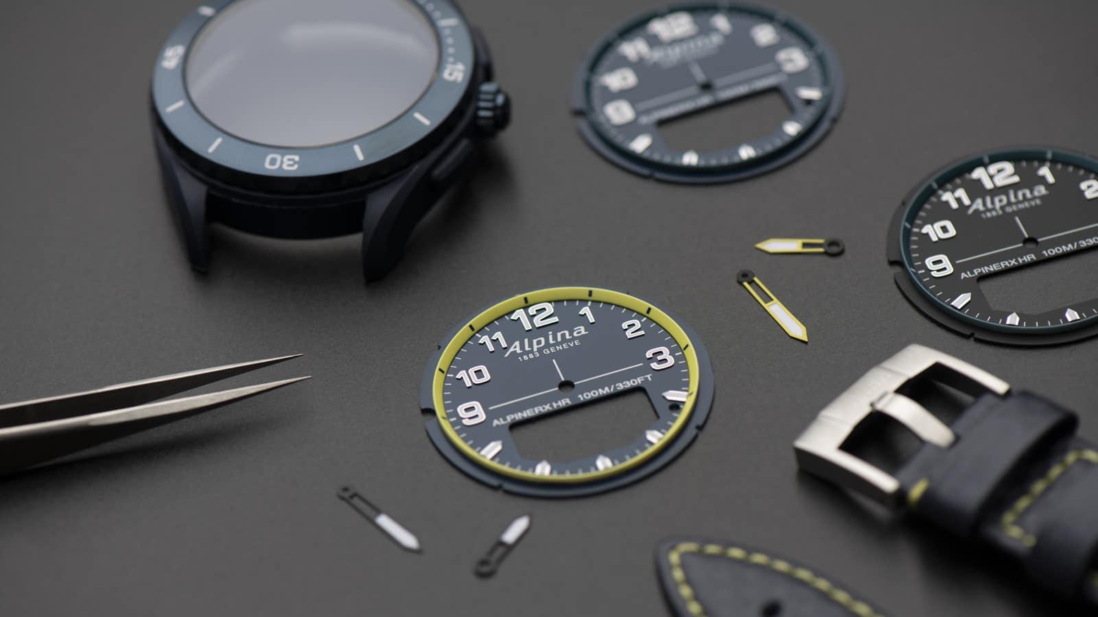 alpinerx smartwatch