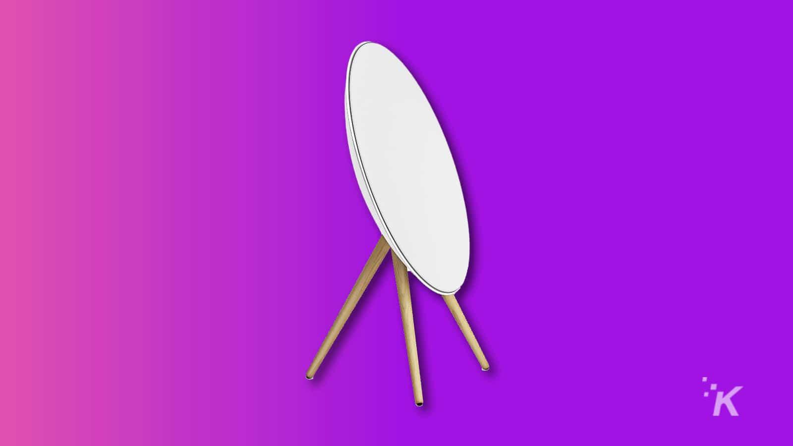 bang and olufsen speaker