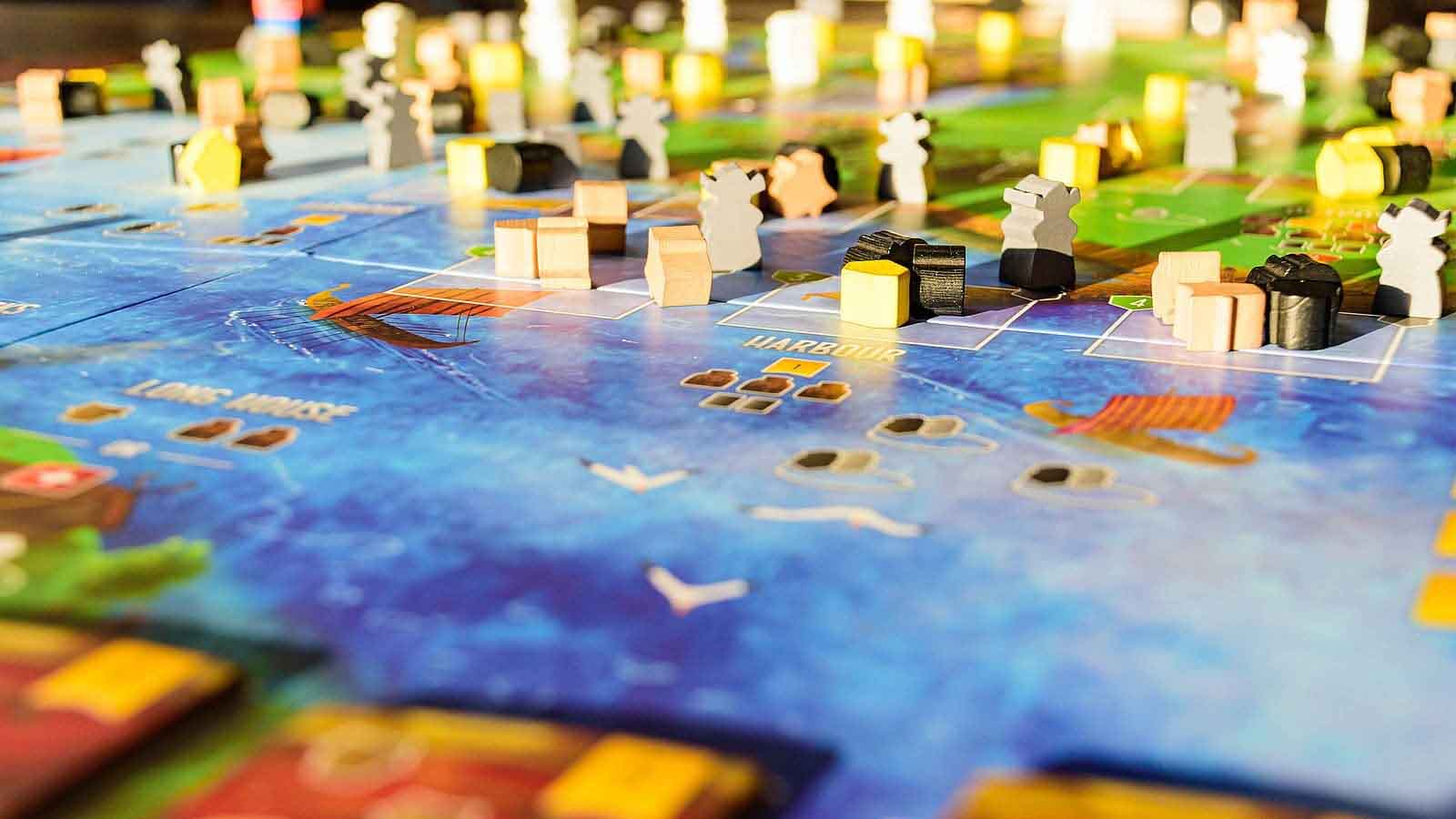 board games for non-gamers