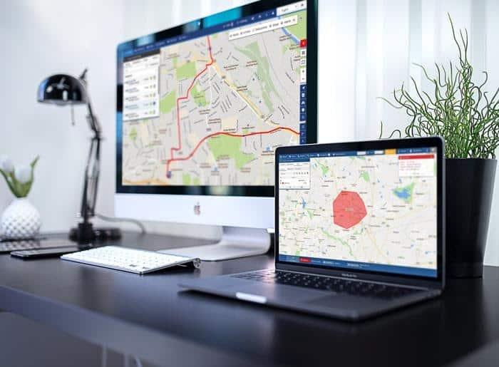 car map tracker