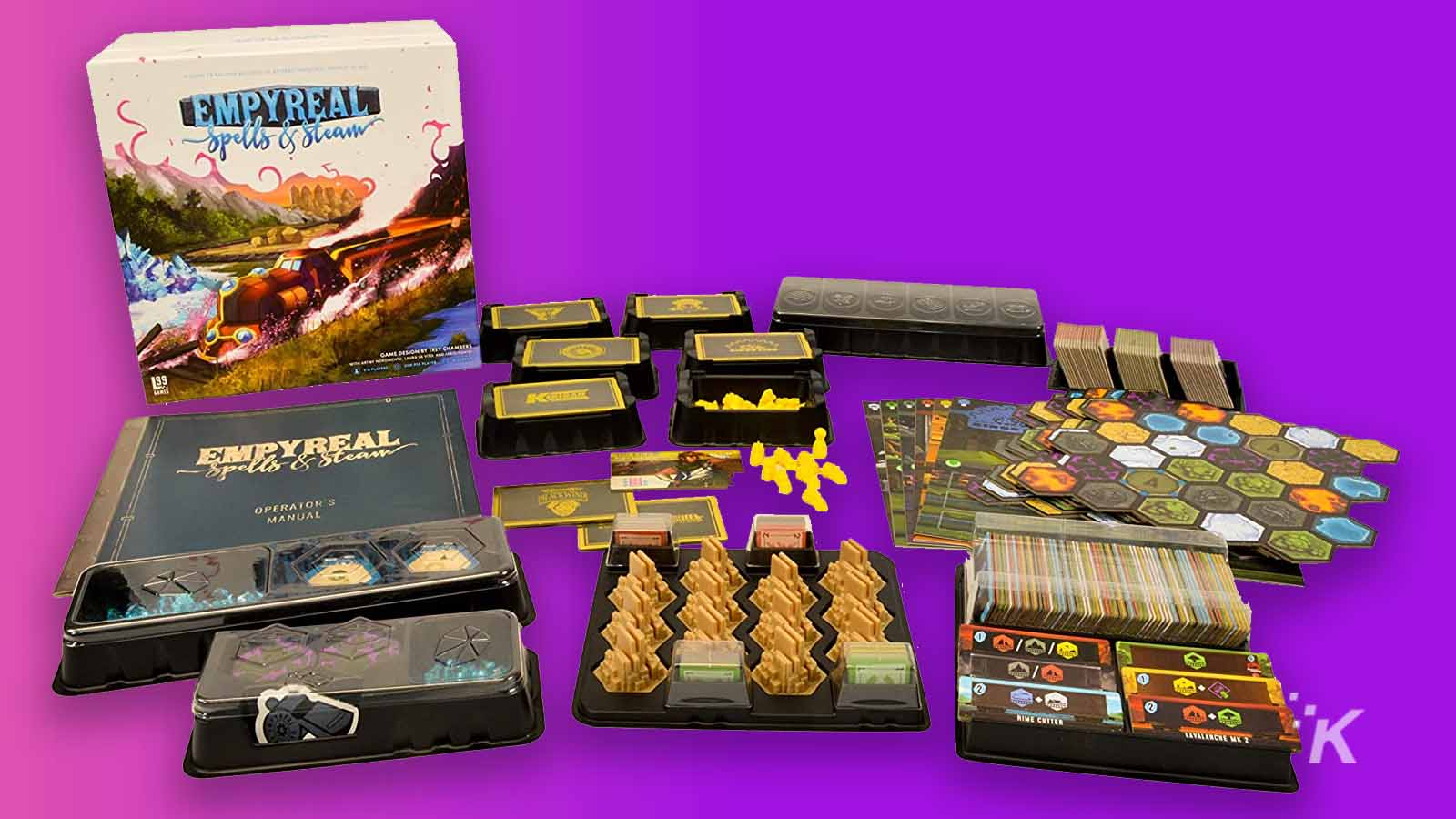 empyreal board game