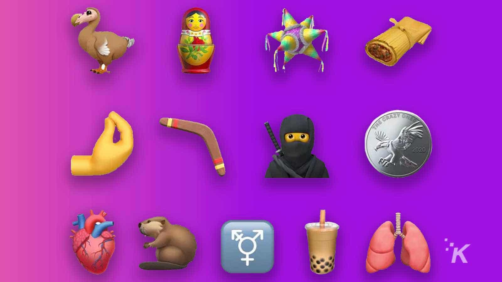 emoji 13 coming to android and ios