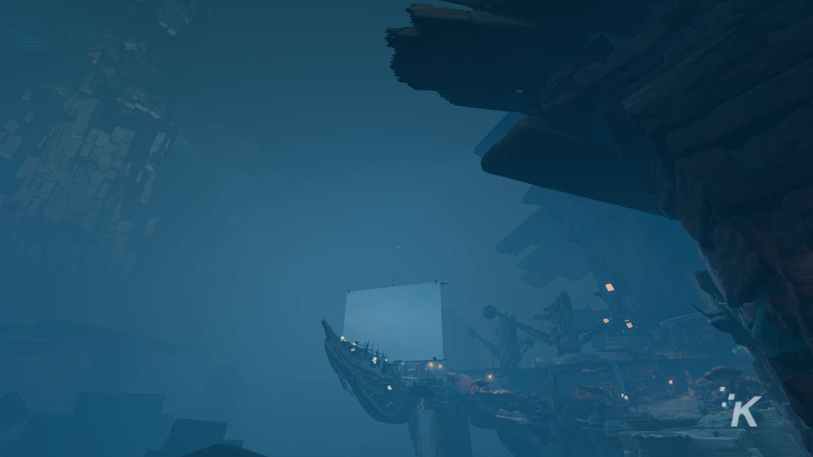 shipyard in metamorphosis game