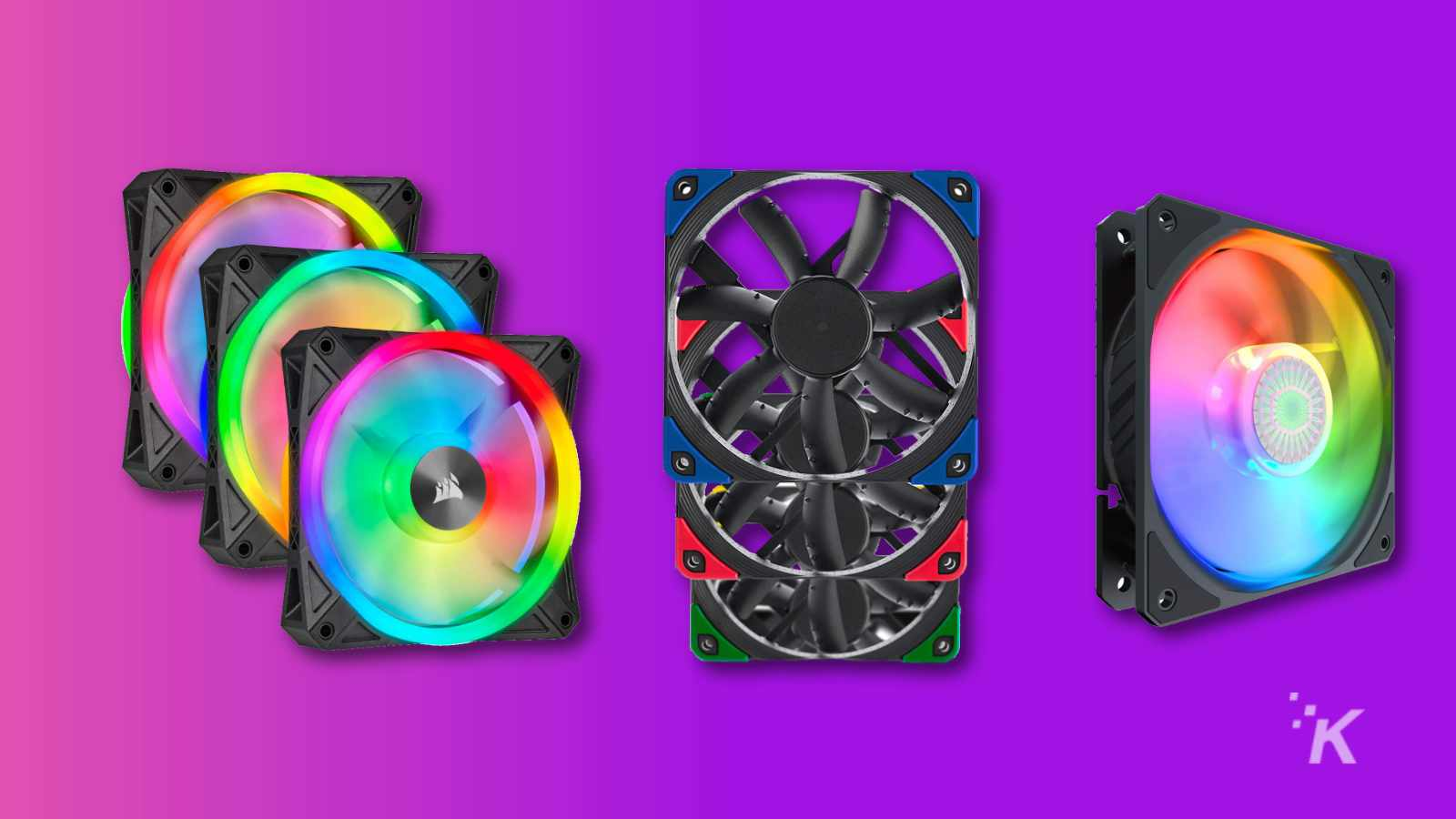 computer case fans