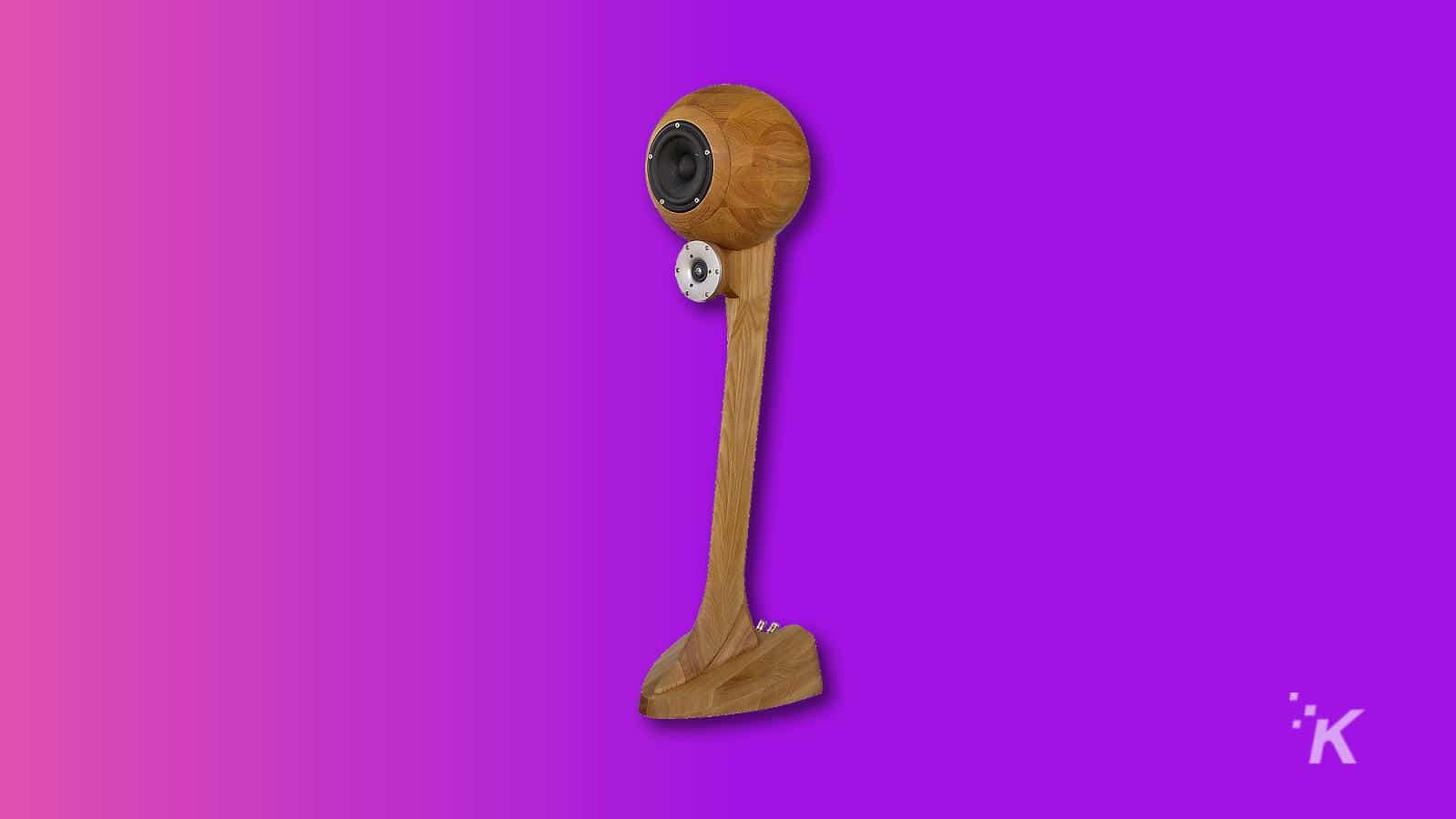 sound emotion speaker