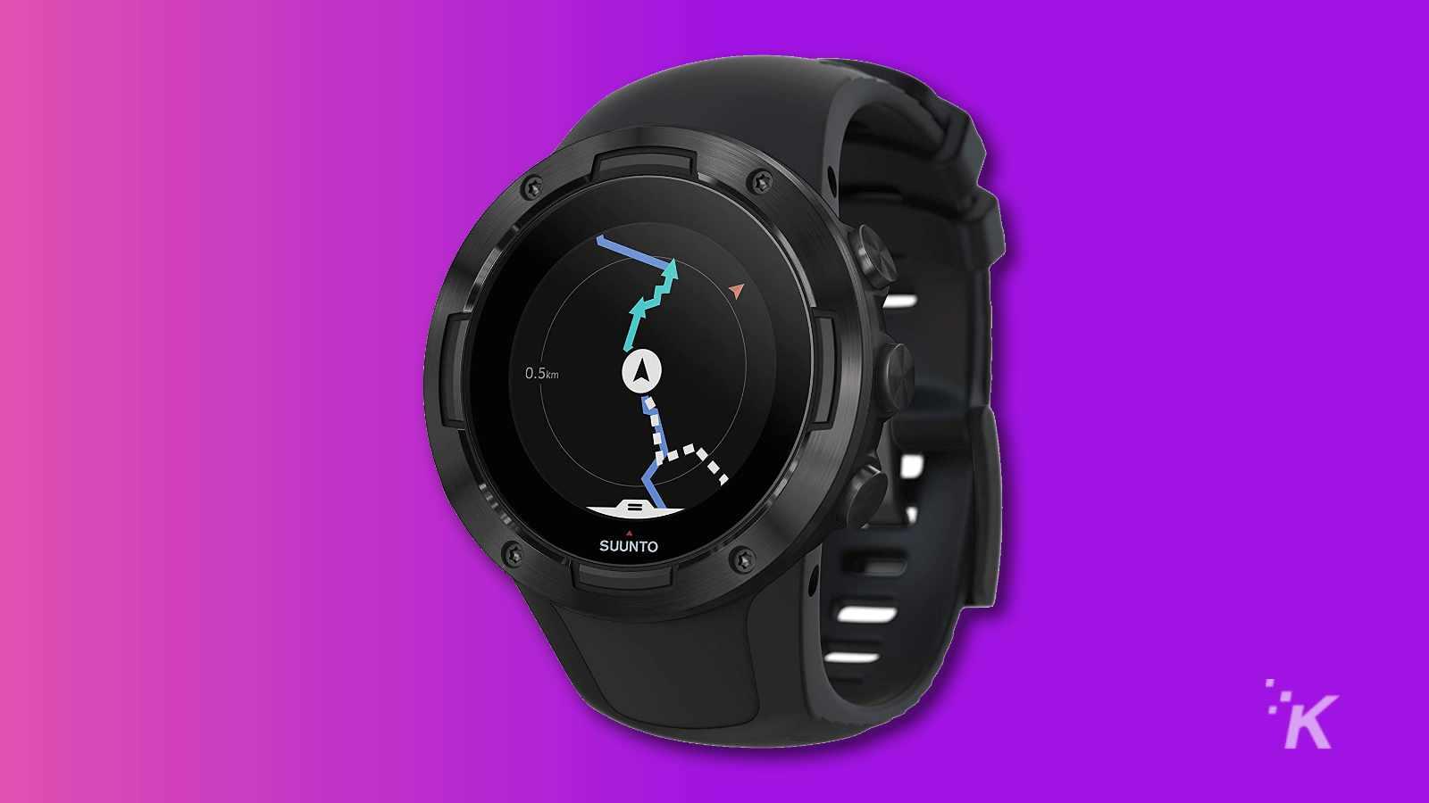 suunto 5 smartwatch