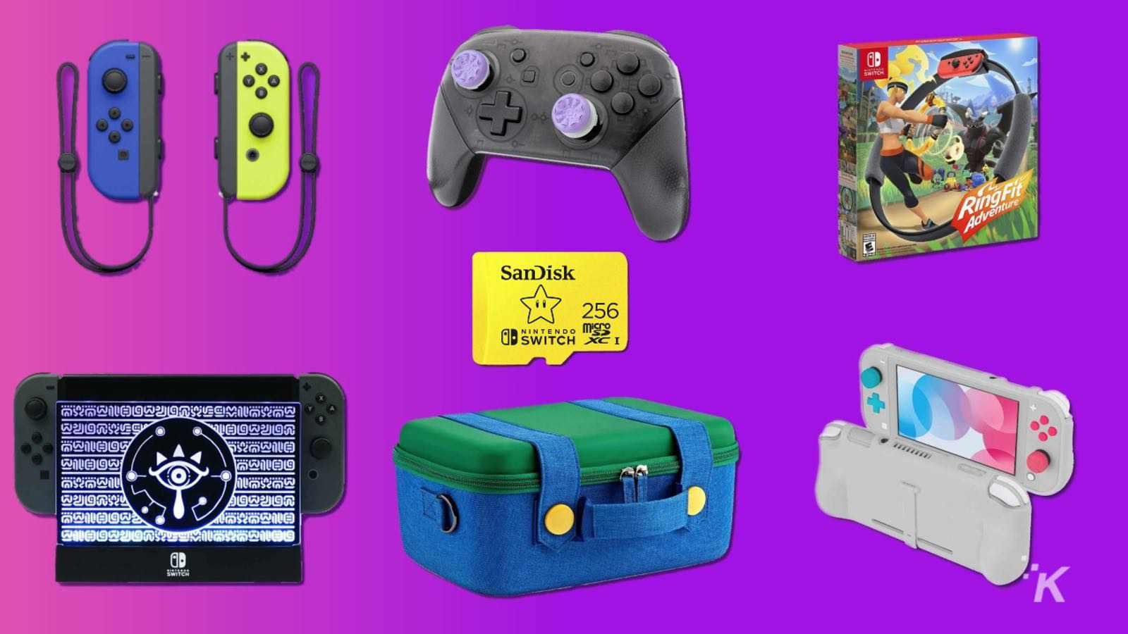 the best nintendo switch accessories in 2020