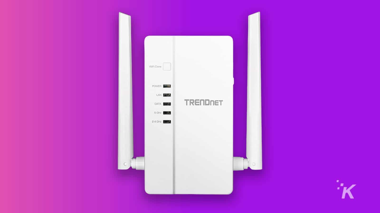trendnet wifi extender