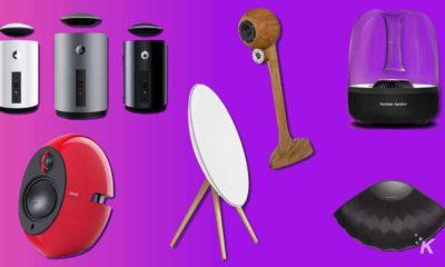 weird speakers