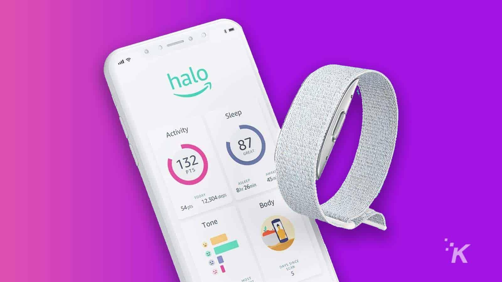 amazon halo fitness device