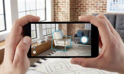 amazon augmented reality furniture shopping