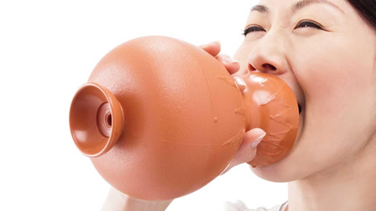 anti stress screaming vase