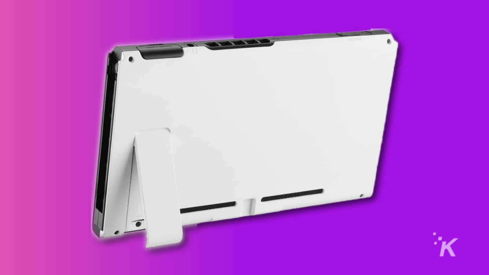 extremerate replacement for nintendo switch backplate