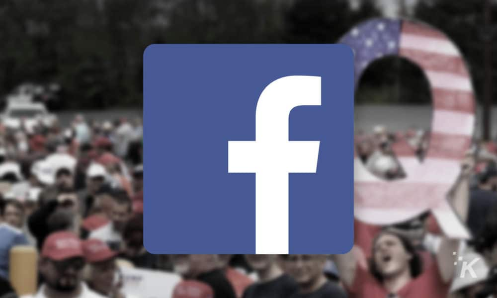 Facebook is asking users if they have been exposed to extremist content