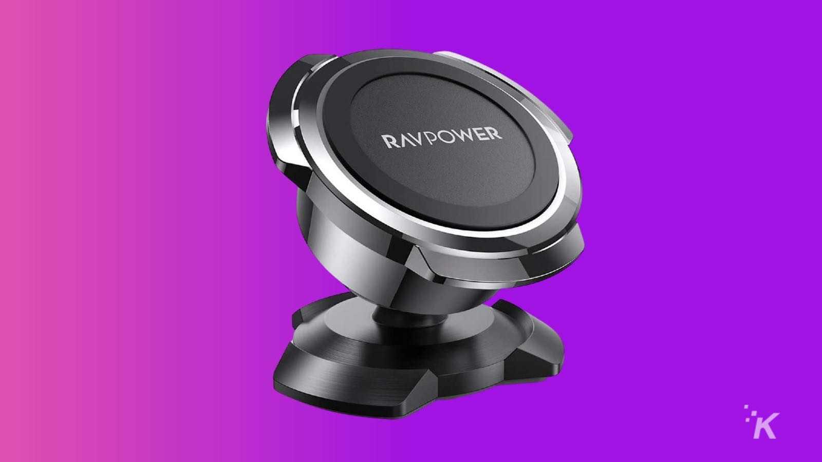 ravpower magnetic car mount