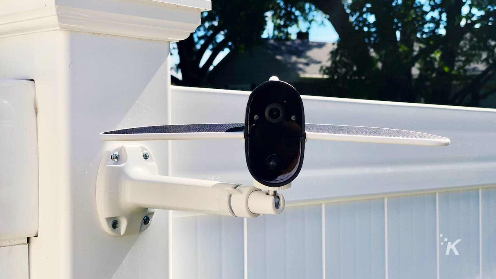 soliom outdoot security cam solar wireless