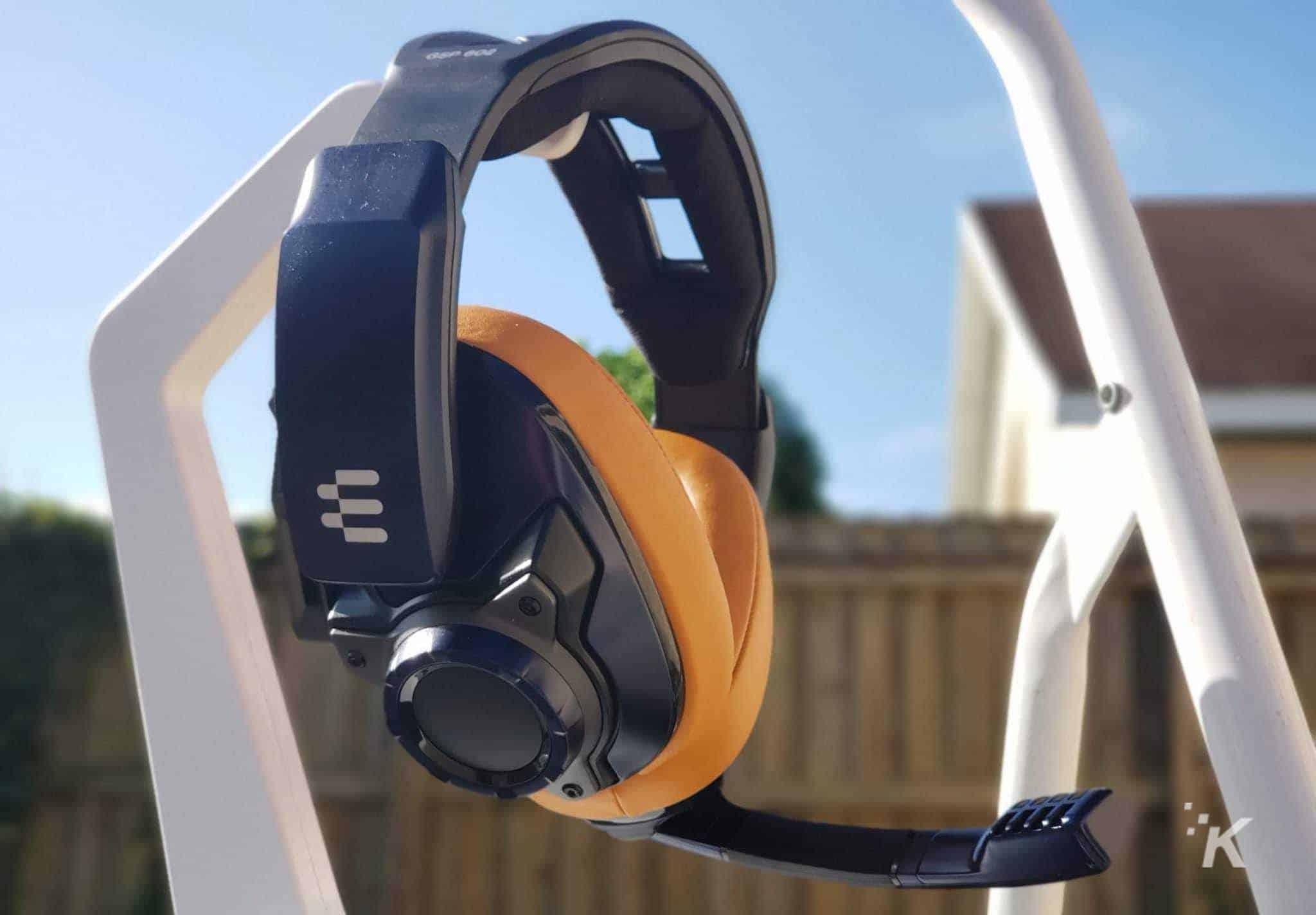 epos i sennheiser gsp 602 headset
