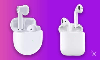 airpods and oneplus buds