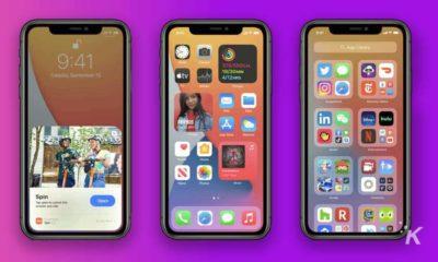 apple ios 14 iphone