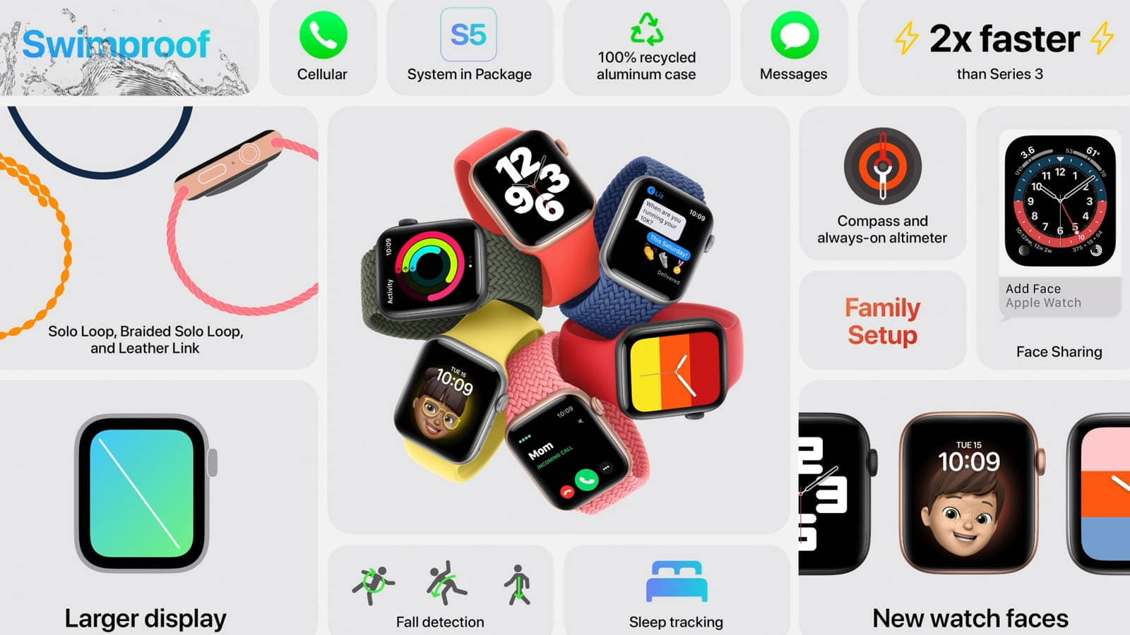apple watch se features
