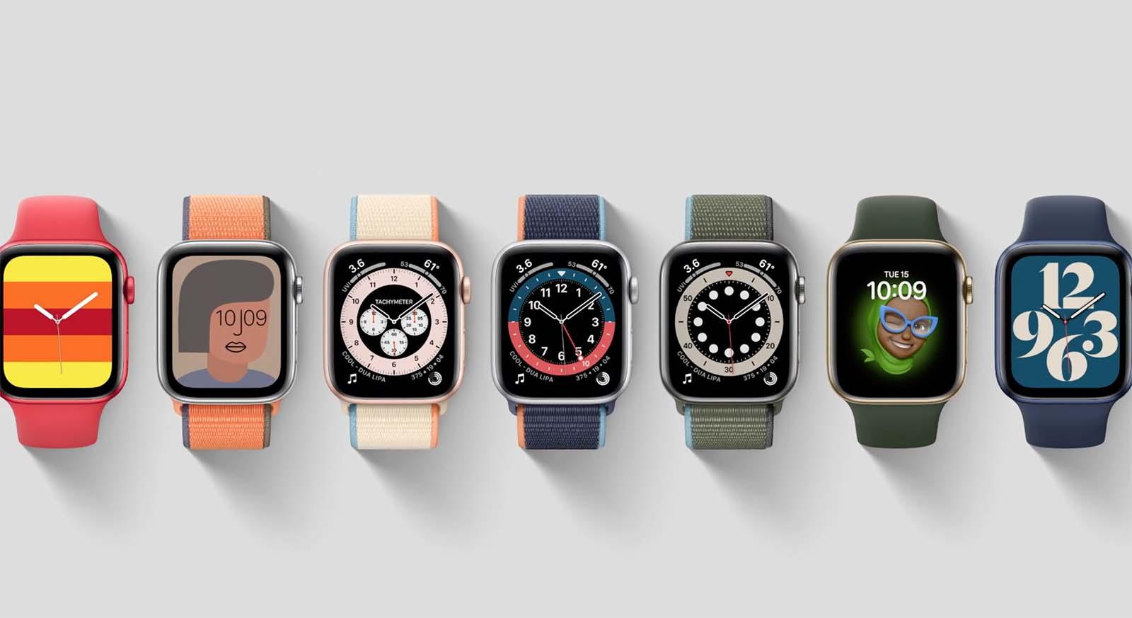 apple watch series 6 watch bands