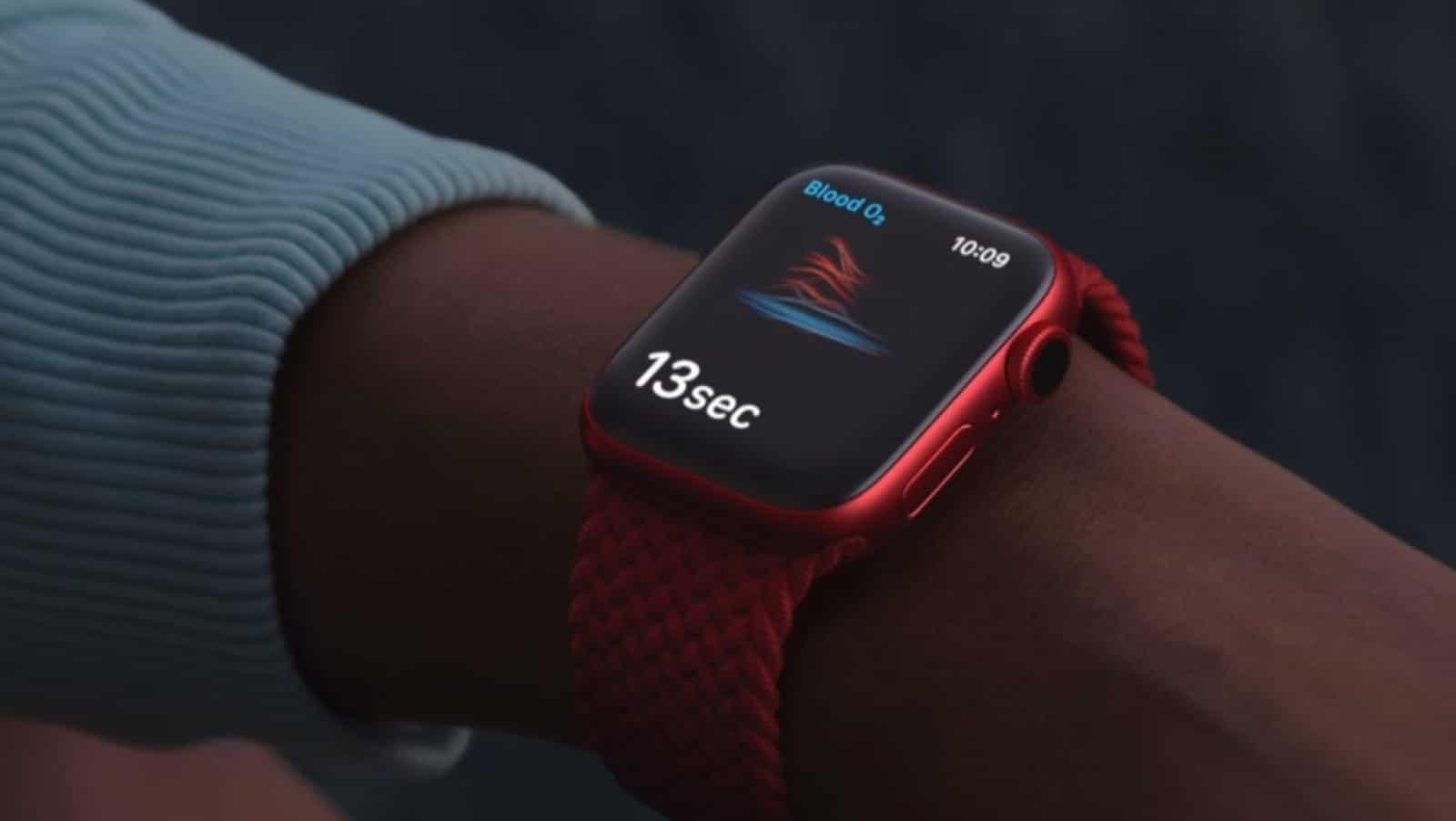 apple watch six