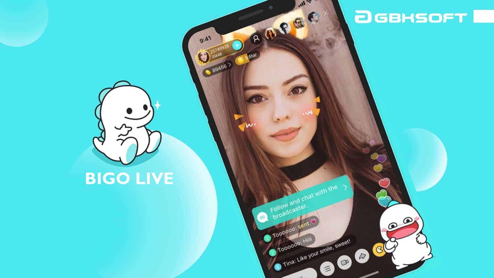 bigo live streaming