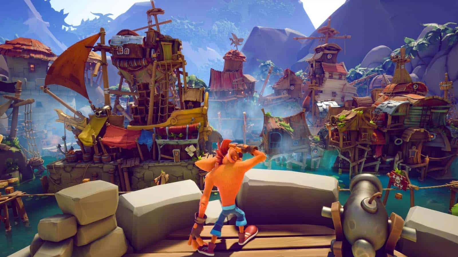 crash bandicoot 4 game