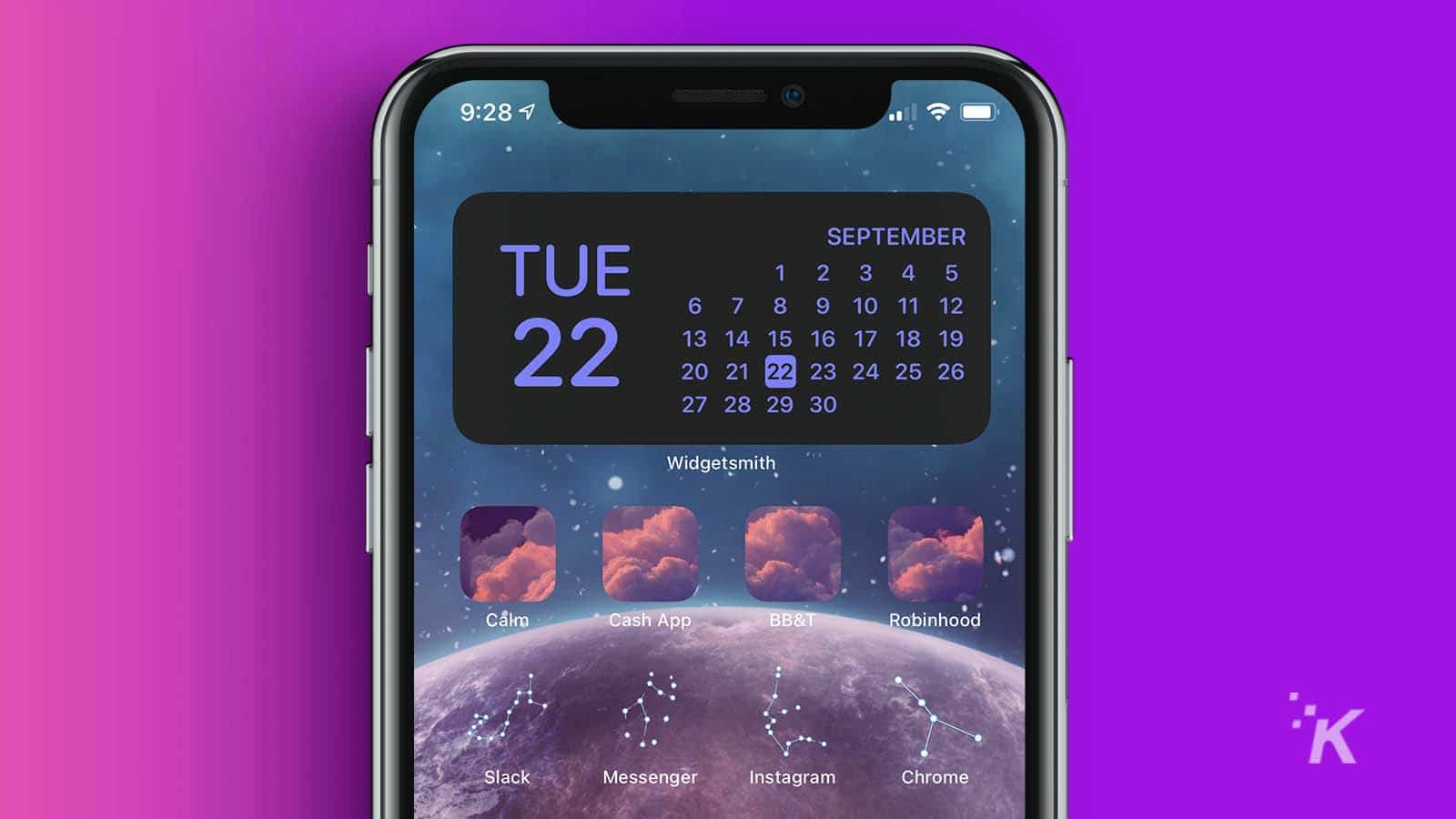 custom ios 14 home screen