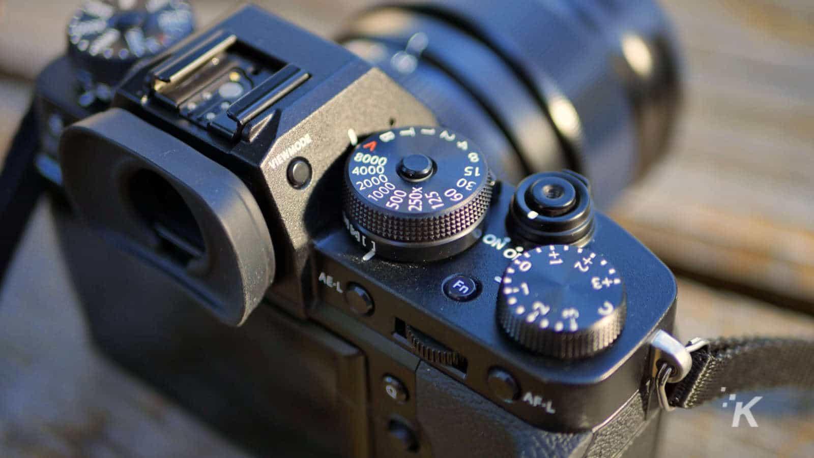 fujifilm xt3 camera